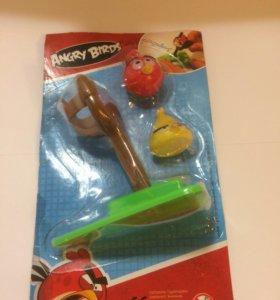 Детская игрушка angry birds