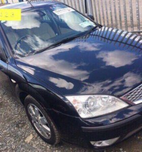 ♻️ Ford Mondeo