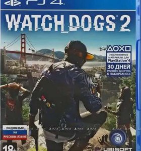 Watch Dogs 2 Ps-4