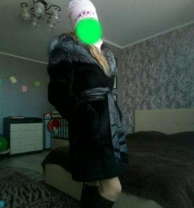 Шубка стриженый кролик)))