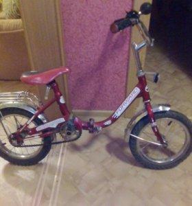 Велосипед детский до 7 лет