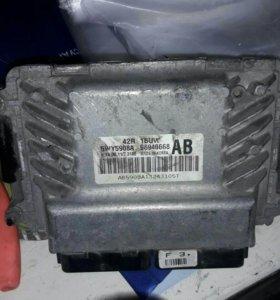 Эбу, мозги.Daewoo Nexia Двигатель 1.6л F16D3