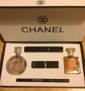 В наличии подарочный набор Шанель