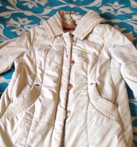 Отличная куртка на зиму!