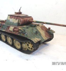 Модель танка Pz.Kpfw. V panther ausf. G