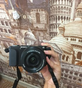 Фотоаппарат Sony-nex 3n