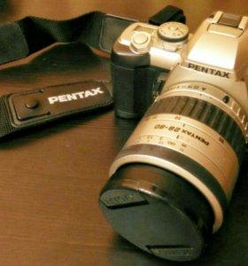 Pentax MZ-5N + объектив 20-80 mm