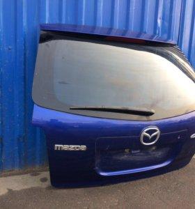 Крышка багажника Mazda CX-7 мазда сх7