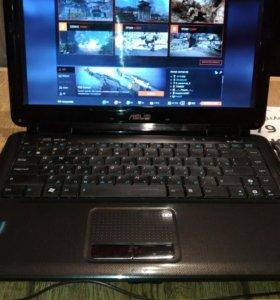 Игровой ноутбук ASUS k40af
