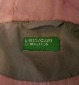 Зимняя куртка на девочку 11-12 лет