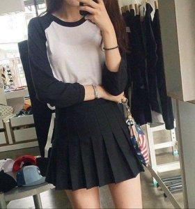 Теннисные юбки (белая и черная)🐾