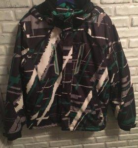 Горнолыжная мужская куртка WHS