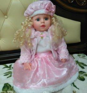 Интерактивная кукла