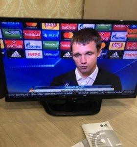 TV Led LG 32 дюйма 81см DTV T2 (2015г )