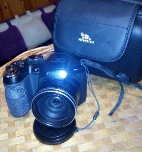 Фотоаппарат и чехол