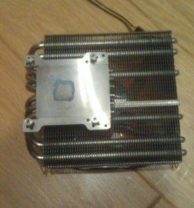 Система охлаждения для видеокарты.