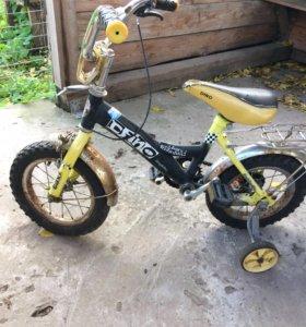 Велосипед детский бу