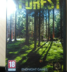 The Forest игра для пк