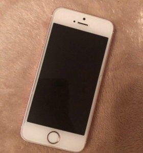 iPhone 5 SE (айфон se) розовое золото