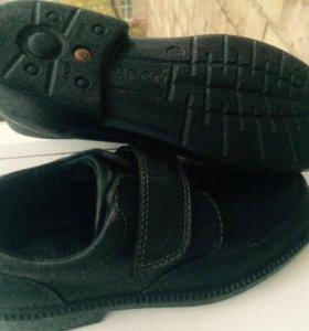 Экко ботинки