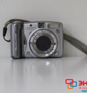 Фотоаппарат Digimax A302