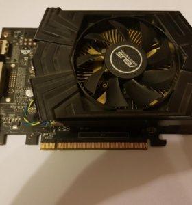 Видеокарта GTX750 1 GB