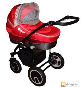 Продам детскую коляску Geoby C3011 2 в 1