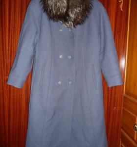 Пальто зимнее размер 46-48