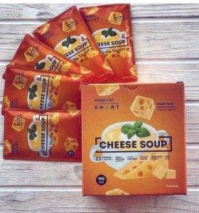 Сырный смарт-суп