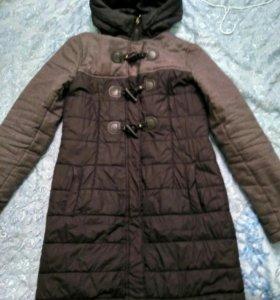 Теплое пальто SAVAGE