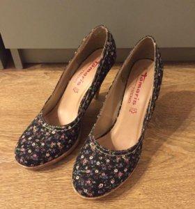 Туфли женские Tamaris р. 39