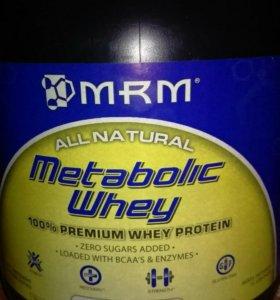 Протеин, Protein, MRM