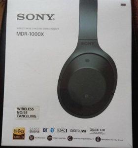 Беспроводные наушники Sony MDR 1000X
