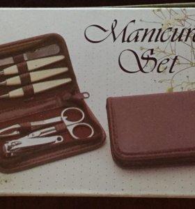 Маникюрный набор. Manicure set.