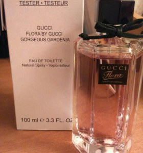 Gucci FLORA By GUCCI GORGEOUS GARDENIA т.в.100мл Т