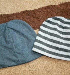 Две шапочки на осень-весну.