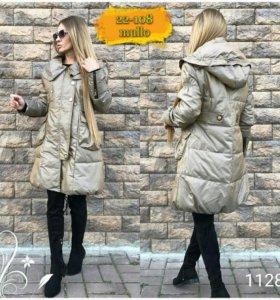 Куртка зима евро
