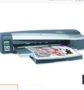 Принтер hp DesignJet 130nr (плоттер)