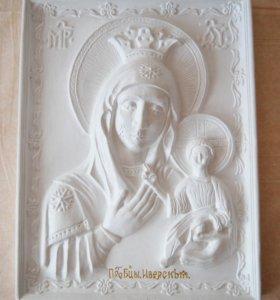 Икона - Богоматерь Иверская