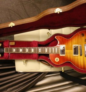 Gibson LES paul traditional TOP AA 2014