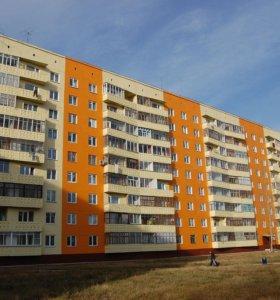 Квартира, 3 комнаты, 61.8 м²