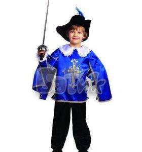 костюм мушкетера