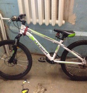 Велосипед подростковый 24 диаметр колеса