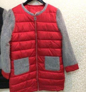 Новый куртки