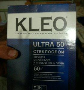 Клей для стекло обоев KLEO ULTRA 50