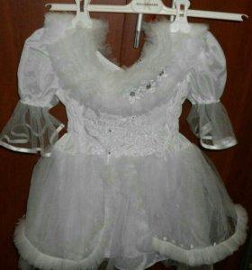 Платье на 2годика