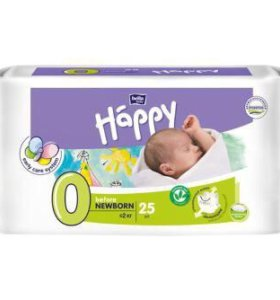 Подгузники Bella Baby Happy Before Newborn 0