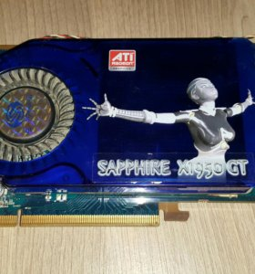 ATI Radeon sapphire x1950 GT