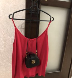 Майка новая и сумка новая
