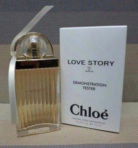 Chloe - Love story парфюм женский тестер
